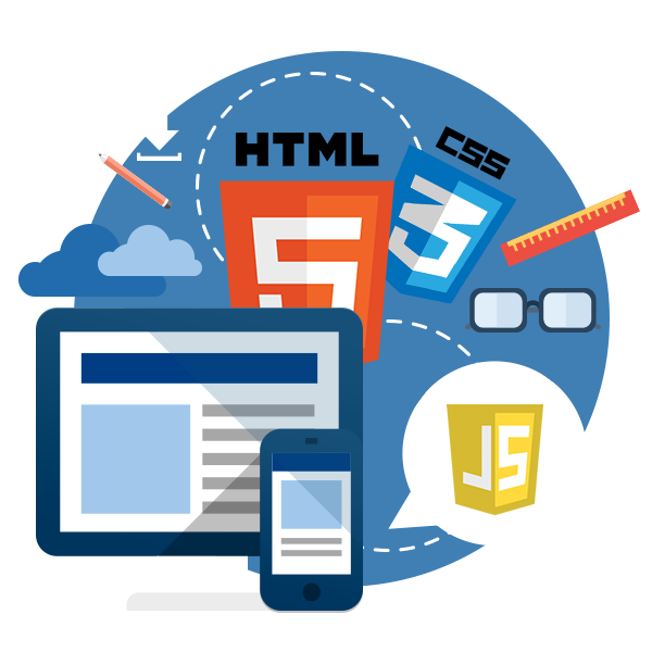 HTML Website Development