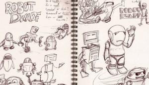 Robot Dwarf History